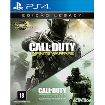 Jogo Call of Duty: Infinite Warfare Legacy Edition - PS4 - Activision