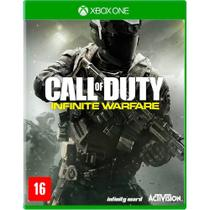 Jogo Call Of Duty Infinite Warfare Xbox One - Activision