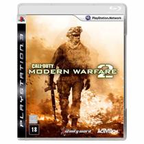 Jogo Call Of Duty Modern Warfare 2 Playstation 3 - Activision