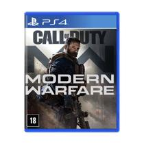 Jogo Call of Duty: Modern Warfare - PS4 - Activision