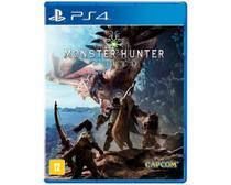 Jogo Capcom Monster Hunter WORLD PS4 BLU-RAY (CP2440AN) -