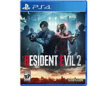Jogo Capcom Resident EVIL 2 PS4 BLU-RAY (CP2447AN) -