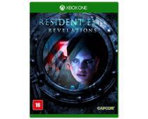 Jogo Capcom Resident Evil Revelations Remasterizado Xbox One Blu-ray (Cp2432on) -