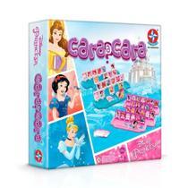 Jogo Cara a Cara Disney Princesas - Estrela -