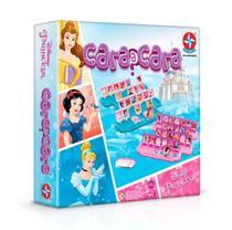 Jogo Cara a Cara Princesas Disney Brinquedos Estrela -