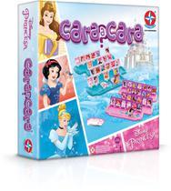 Jogo Cara A Cara Princesas Disney Estrela Cinderela Bela -