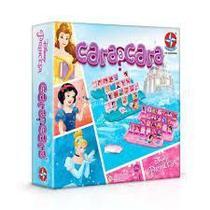 Jogo Cara A Cara Princesas Disney - Estrela -