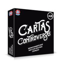 Jogo Cartas Controversas - Estrela -
