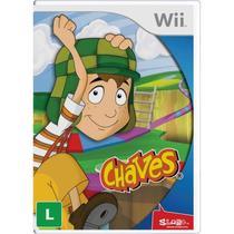 Jogo Chaves - Wii - Slang