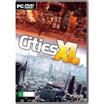 Jogo Cities Xl 2012 - PC - Focus home interactive