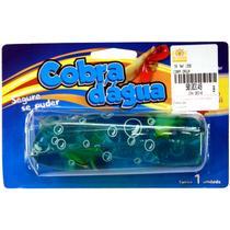 Jogo Cobra D Água Azul - Sapo - DTC -