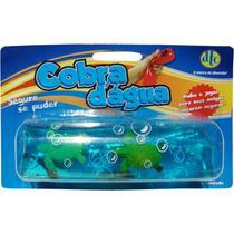 Jogo Cobra D Água Azul - Tartaruga - DTC -