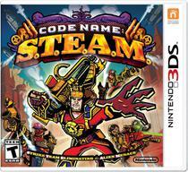 Jogo Code Name S.T.E.A.M. para Nintendo 3DS -
