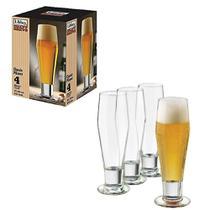 Jogo Com 4 Copos de Cerveja Classic Pilsner 451ml - Libbey -