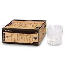 Jogo com 6 copos para Whisky 310ml Linha Topázio - Original Line