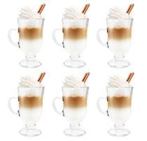 Jogo com 6 Xícaras Cappuccino Nespresso 110ml - Wincy