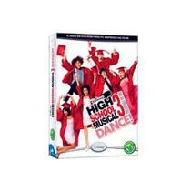 Jogo Computador Game PC DVD Rom High School Musical 3 Dance BJP-0056 - Disney