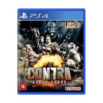 Jogo Contra: Rogue Corps (Lock and Loaded Edition) - PS4 - Konami