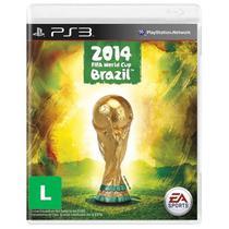 Jogo Copa do Mundo da FIFA Brasil 2014 - PS3 - Ea games