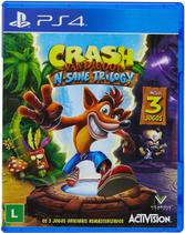 Jogo Crash Bandicoot N Sane Trilogy - Ubisoft