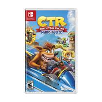 Jogo Crash Team Racing Nitro-Fueled - Switch - Activision