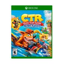 Jogo Crash Team Racing Nitro-Fueled - Xbox One - Activision