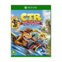 Jogo Crash Team Racing Nitro-Fueled - Xbox One - Activision