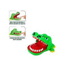 Jogo Crocodilo Dentista - Polibrinq