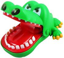 Jogo Crocodilo Dentista Polibrinq -