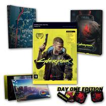 Jogo Cyberpunk 2077 Day One Edition - PC - Cd Projekt Red