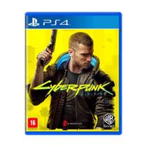Jogo Cyberpunk 2077 - PS4 - Cd Projekt Red