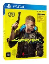 Jogo Cyberpunk 2077 - PS4 - Cd Projekt
