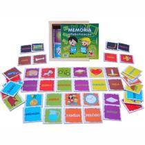 Jogo da Memória - Alfabetização - Ciabrink -