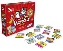 Jogo da Memória Animais 5076.5 Xalingo -