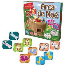 Jogo da Memoria ARCA de Noe 40 Pecas - Pais E Filhos
