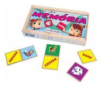 Jogo Da Memória De Alfabetização Educativo Pedagogico Simque -