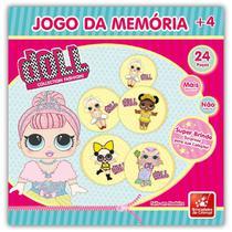 9a334fb26e Jogo da Memória Doll - Brincadeira de Criança - Brincadeira de crianca