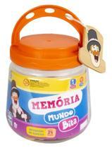 Jogo da Memória Infantil Mundo Bita - NIG Brinquedos -