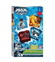 Jogo da Memória Max Steel - Mattel -