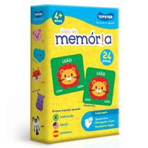 Jogo Da Memória Português Inglês Espanhol Toyster -