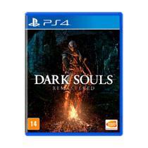 Jogo Dark Souls Remastered - PS4 - Bandai Namco