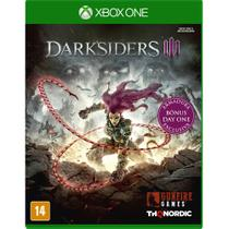 Jogo DarkSiders 3 ( Day One ) - Xbox One - Thq Nordic