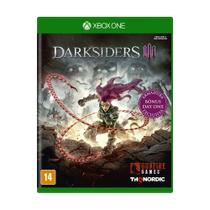 Jogo Darksiders III (Edição de Lançamento) - Xbox One - Thq nordic