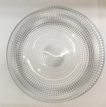 Jogo de  06 pratos bolinhas - Leicram Vidros