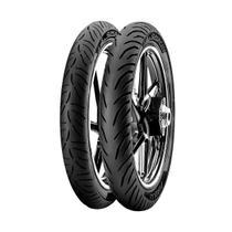 Jogo de 2 Pneus de Moto Pirelli Super City 2.75-18 42P + 90/90-18 51P - CG / YBR / RD / Titan -