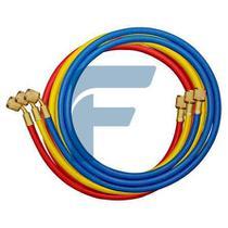 Jogo de 3 Mangueiras para Manifold EOS 1,5cm R12 / 22 e 502 1/4 SAE C152217 C152217 -