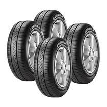 Jogo de 4 Pneus Aro 14 Pirelli Fórmula Energy 185/60R14 82H -