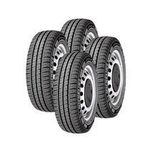 Jogo de 4 Pneus Michelin Aro 15 Agilis 205/70R15 106/104R -