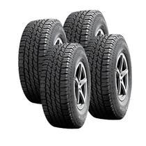 Jogo de 4 Pneus Michelin Aro 16 LTX Force 205/60R16 92H TL - Original Ecosport -