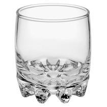 Jogo de 6 copos baixos Sylvana em vidro 300ml A10cm transparente - Pasabahce